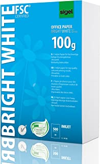 SIGEL IP150 Multipurpose Office Paper, white, A4, 100gsm, 500 Sheets