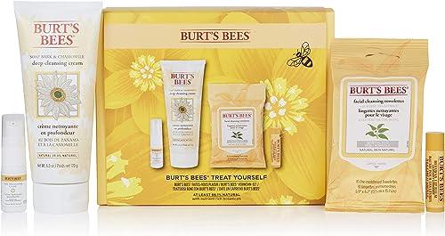 Burt's Bees Set De Regalo Trate Yourself Con 4 Productos Hidratantes De Burt'S Bees 0.394 g