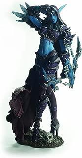 DC Unlimited World of Warcraft: Series 6: forsaken Queen: Sylvanas Windrunner Action Figure(Discontinued by manufacturer)
