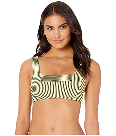 Seafolly Go Overboard Tank Bra Bikini Top (Limelight) Women