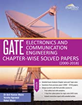 Wiley's GATE Electronics and Communication Engineering Chapter - wise Solved Papers (2000 - 2018)