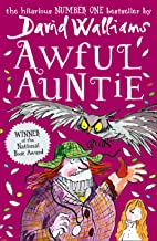 Awful Auntie David Walliams