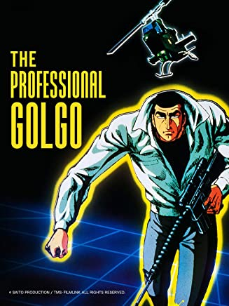 The Professor Golgo 13