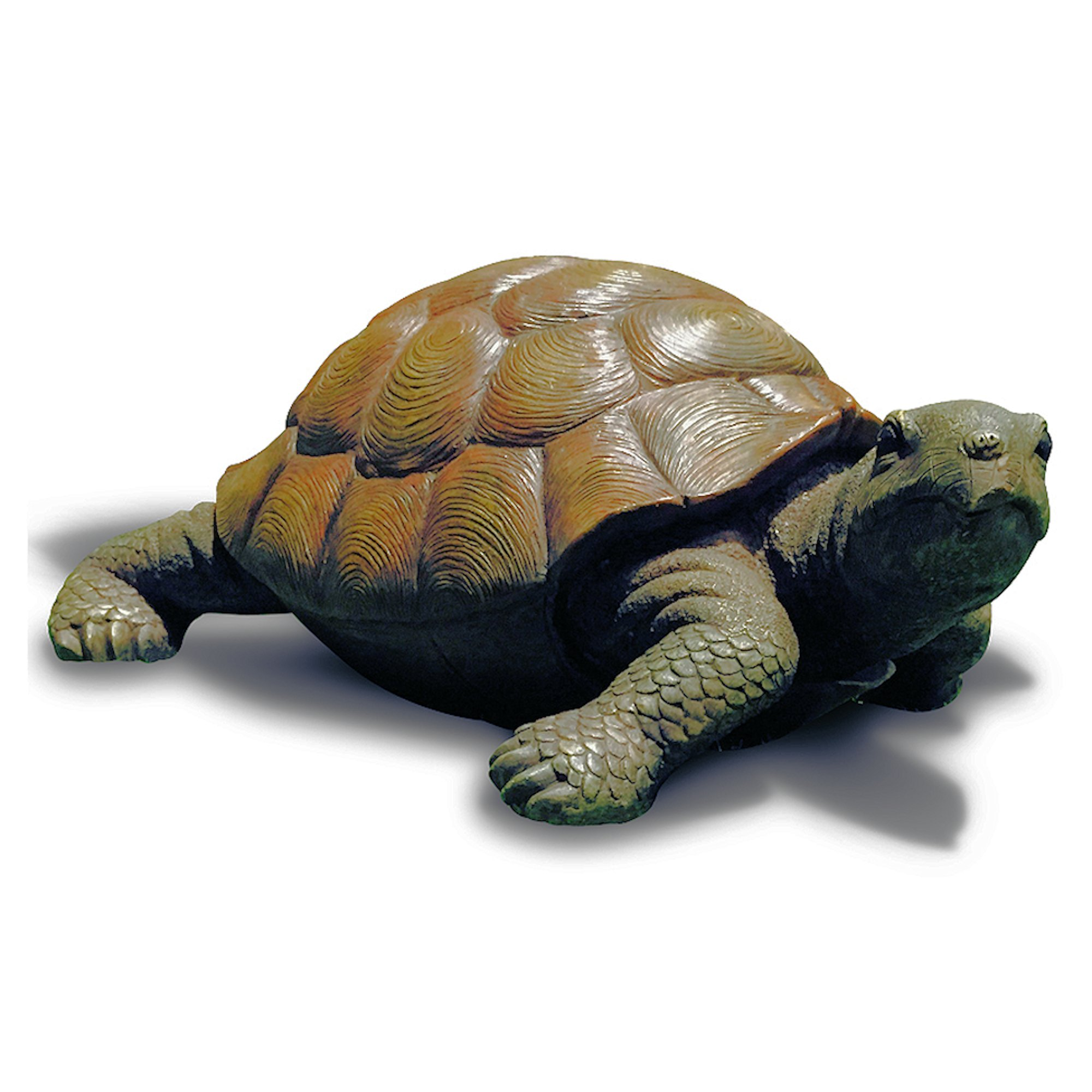 Whw Whole House Worlds Toby Turtle Ultra Realistic Outdoor Garden