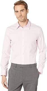 Men's Stretch Cotton Button Up Shirt