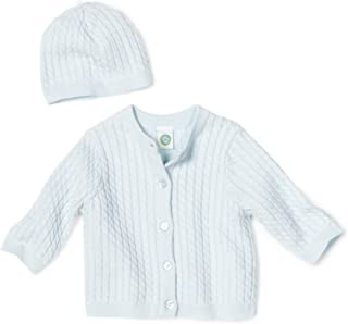 Little Me Baby Boys' Adorable Cable Sweater