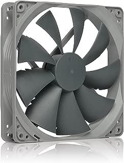 Noctua NF-P14s redux-1200, High Performance Cooling Fan, 3-Pin, 1200 RPM (140mm, Grey)