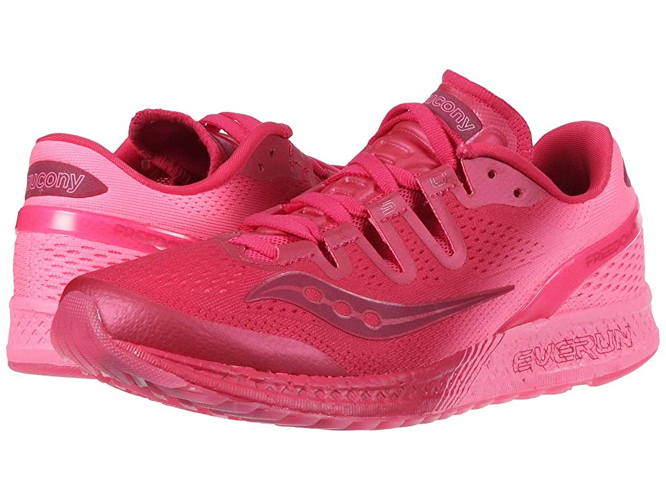 Saucony Freedom ISO (Berry/Pink) Women