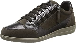 Geox Women's D Myria a Low-Top Sneakers
