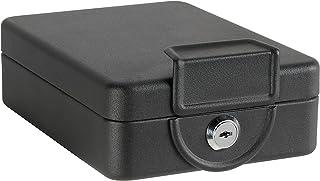comprar comparacion Arregui C9327 Caja de Caudales con Estructura para Fijar bajo mesa o balda, Negro