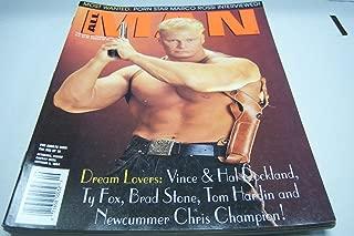All Man Gay Adult Magazine