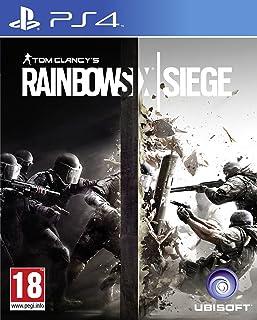 Tom Clancy's Rainbow Six Siege (PS4) (輸入版)
