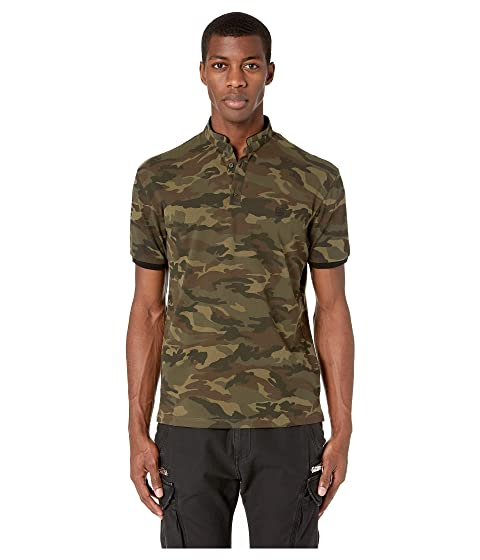 The Kooples Camouflage Polo