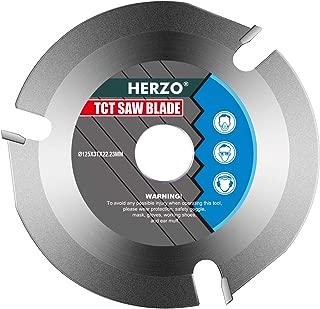 Grinder Wood Cutting Blade Disc,Carbide Carving Discs for Angle Grinder 5-inch