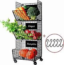 kitchen storage vegetables