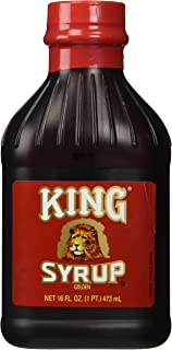King Golden Syrup America's Finest Table Syrup - 16 oz.