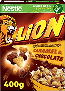 Nestle Lion Breakfast Cereal, 400g