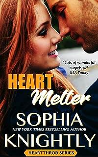 Heart Melter: A billionaire enemies to lovers romantic suspense (A Heartthrob Series Book 2)