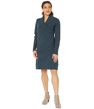 Royal Robbins Frost Sweater Dress (Navy) Women