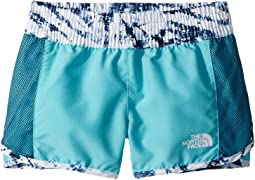 Blue Wing Teal Fern Print/Blue Curacao/TNF White (Prior Season)