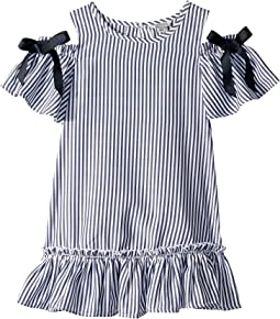 Nancy Cold Shoulder Dress (Toddler/Little Kids)