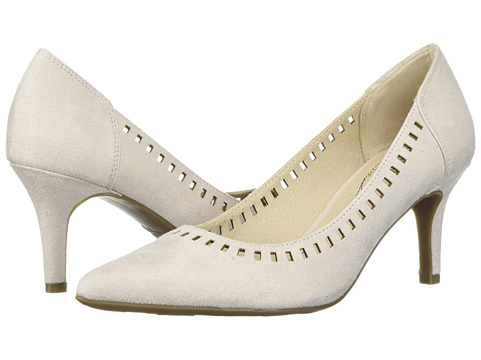 Vintage Wedding Shoes, Flats, Boots, Heels LifeStride Sevyn 2 Soft Blush Womens  Shoes $59.99 AT vintagedancer.com