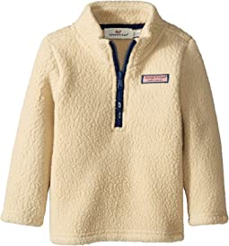 Sherpa Harbor 1/2 Zip (Toddler/Little Kids/Big Kids)