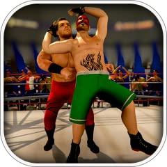 Authentic Wrestling Moves Like Chair Shot, Suplex, Tombstone, Pile Driver Real World Wrestlers & Boxers battle it out with Choke Slam, Drop Kick, Leg Slam Professional Cage Matches with Top Wrestlers from around the world. Authentic maneuvers and rea...