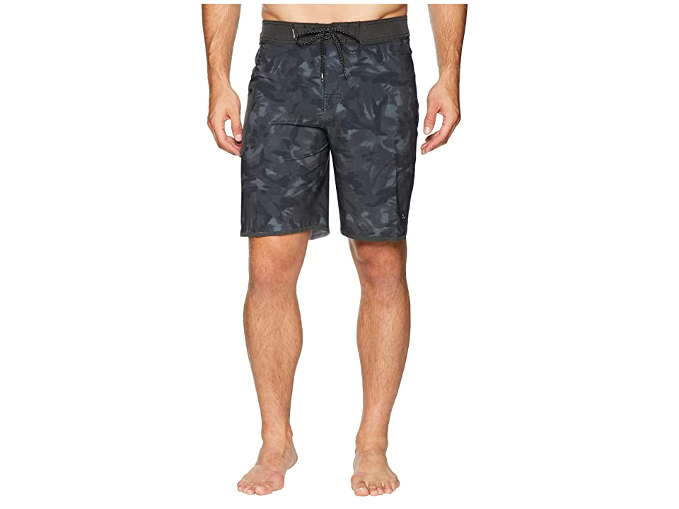Rip Curl Mirage Medina Flight Boardshorts (Black) Men