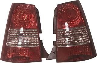 1 Pair Back light For Kia Picanto Morning Eurostar Tail light Rear Corner Brake Parking Turn signal Light 2004 2005