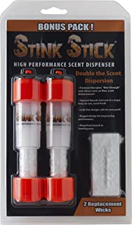 Conquest Scents Stink Stick Double Pack