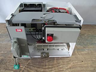 Square D Model 6 Size 1 3 A FHP Breaker MCC Bucket 3 Amp Mod 6 MCCB No Heaters