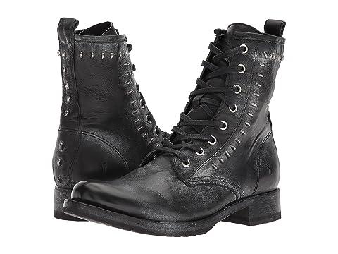 Veronica Rebel Combat Boots fDeEUD