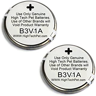 High Tech Pet Replacement Batteries for MS-4 and MS-5 Collars