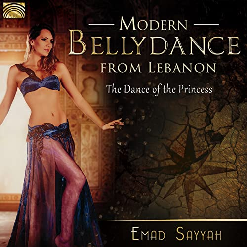 Modern Belly Dance from Lebanon: The Dance of the Princess