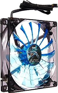 AeroCool Shark 140mm Cooling Blue