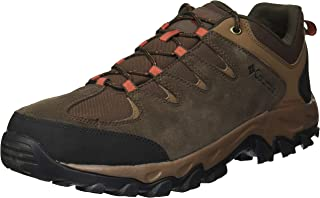 Columbia Mens 1790962 Buxton PeakTM Waterproof Wide