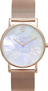 Byron Bond Mark 1 - Luxury 38mm Wrist Watches for Women & Men