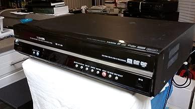 TOSHIBA D-VR600KU DVD Video Recorder & VCR Video Cassette Recorder Combo, DVD/CD/Hi-Fi Stereo VHS Player. HDMI, Dolby Digital Recording, DIVX, 1080p Upconversion