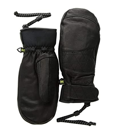 Burton GORE-TEX(r) Gondy Mitt (True Black) Snowboard Gloves