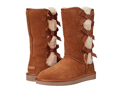 Koolaburra by UGG Victoria Tall (Chestnut) Women
