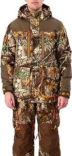HUNTSHIELD Men's 4-in-1 Hunting Parka | Real Tree Xtra...