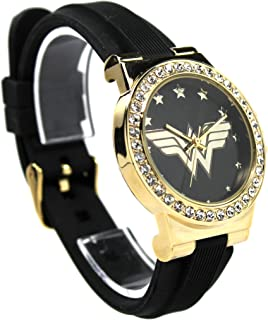 Wonder Woman Strap Watch (WOW 9011)