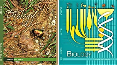 NCERT Class - 11 And 12 Biology Textbook Education 2019 ( Set of 2 Books )