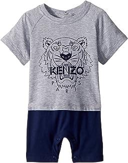 Kenzo Kids - Romper Classic Tiger (Infant)