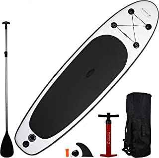 """11' Premium Inflatable Stand Up Paddle Board Set (34"""" Width) 