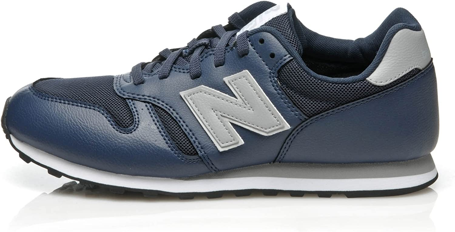 New Balance Classic Traditional Navy Mens Trainers Blau Turnschuhe