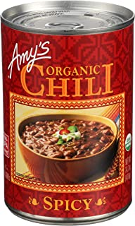 Amy's, Chili Spicy Organic, 14.7 Ounce