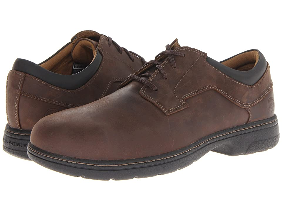 Timberland PRO Branston ESD Safety Toe Oxford (Brown) Men