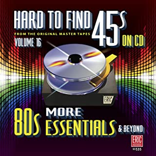 Hard to Find 45s on CD 16 - More 80s
